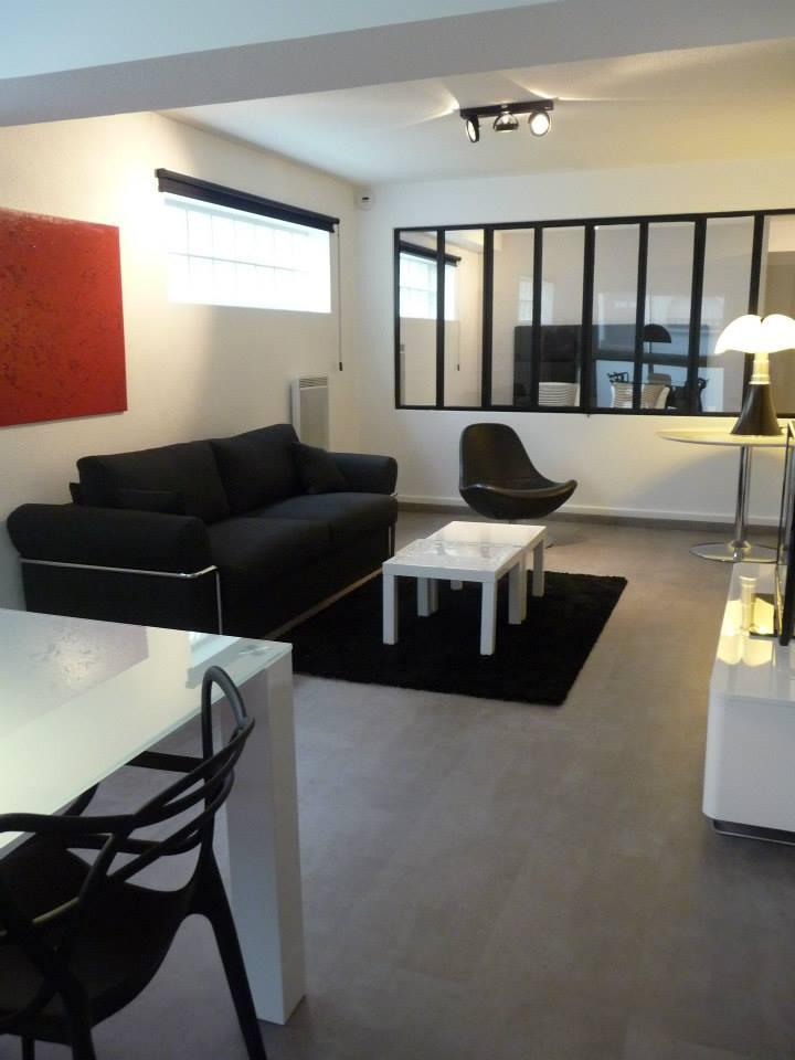 Peinture appartement design maison design for Deco moderne appartement