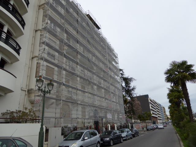 Nettoyage, ravalement de façade - BOGNARD SA PEINTURE PAU