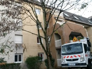 Nettoyage de façade PAU