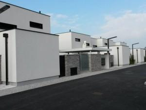 Résidence à Serres Castet (64) - Isolation thermique par l'extérieur